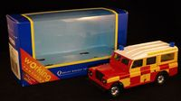 Corgi - Land Rover - Leicestershire Fire & Rescue Service - 57905 - Boxed